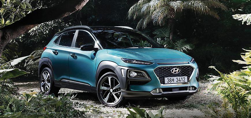 Hyundai Kona tua a 14.375€