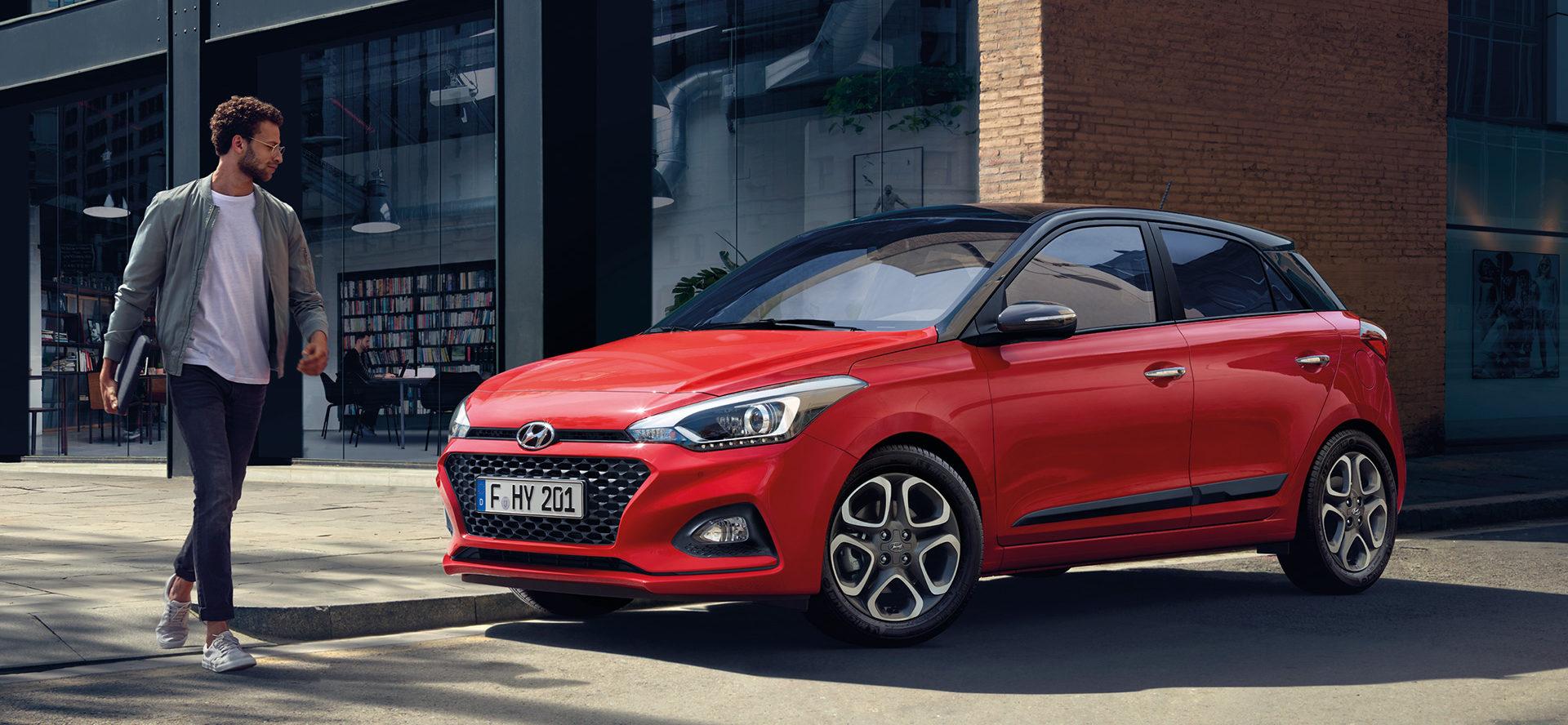 Hyundai i20 tua a 10.400€ con INCENTIVI ROTTAMAZIONE