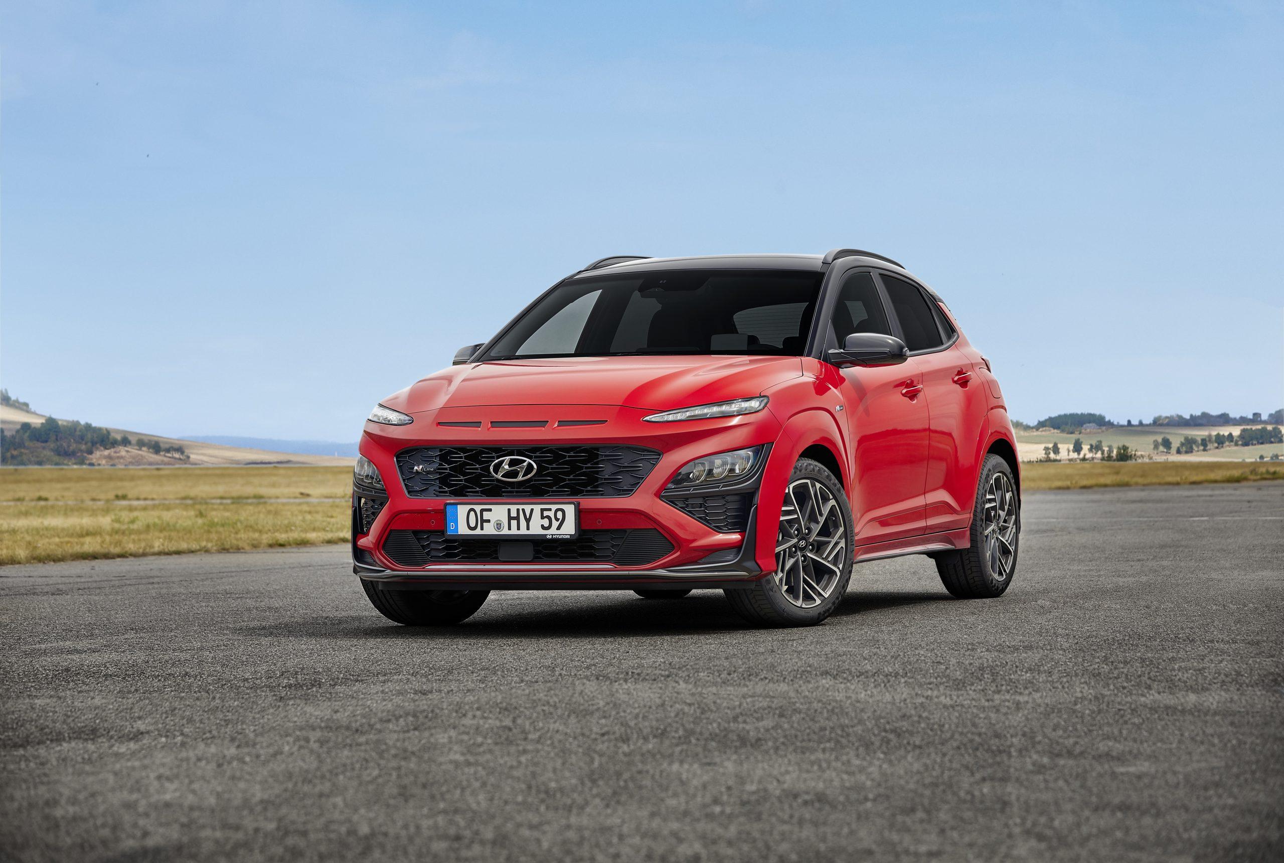 NUOVA Hyundai Kona Hybrid tua a 20.900€ con VANTAGGI ROTTAMAZIONE