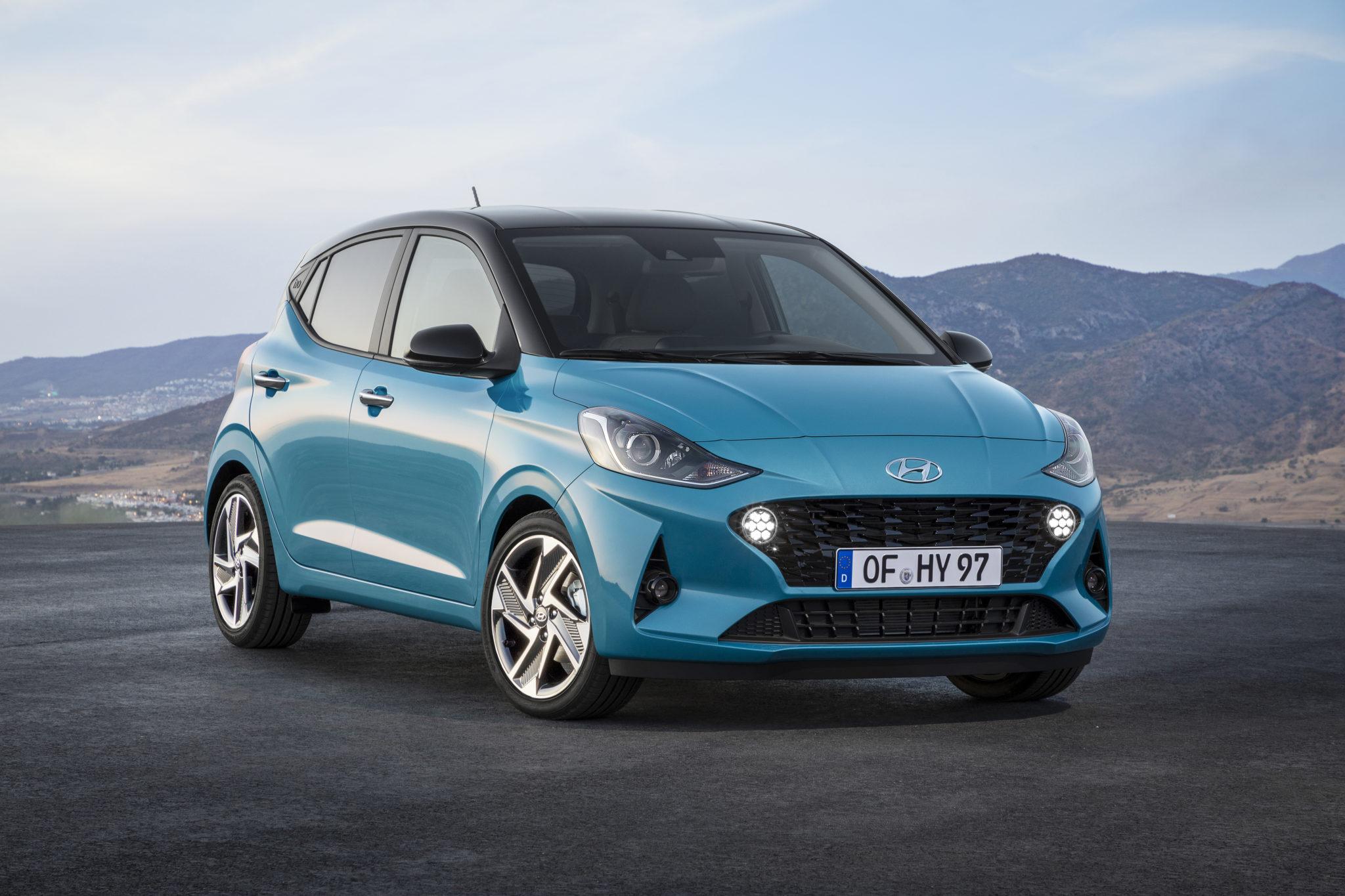 Nuova Hyundai i10 tua a 10.200€ con INCENTIVI ROTTAMAZIONE