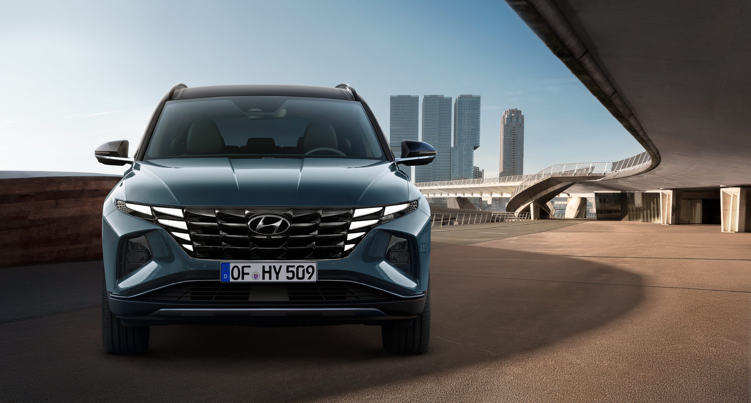 NUOVO Hyundai Tucson tuo da 24.400€